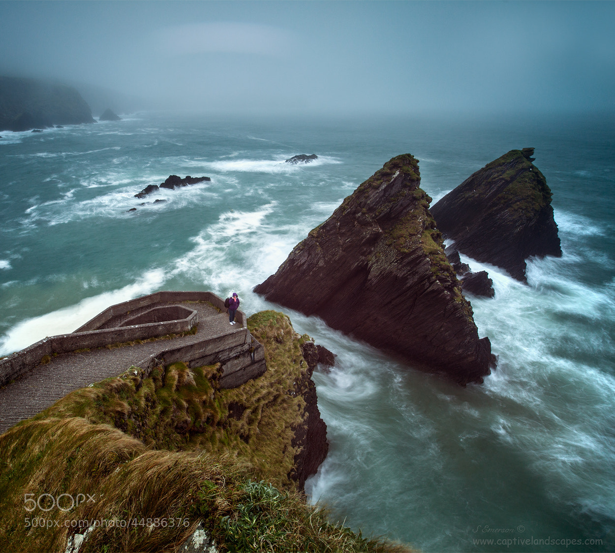 Photograph Dunquin Pier by Stephen Emerson on 500px