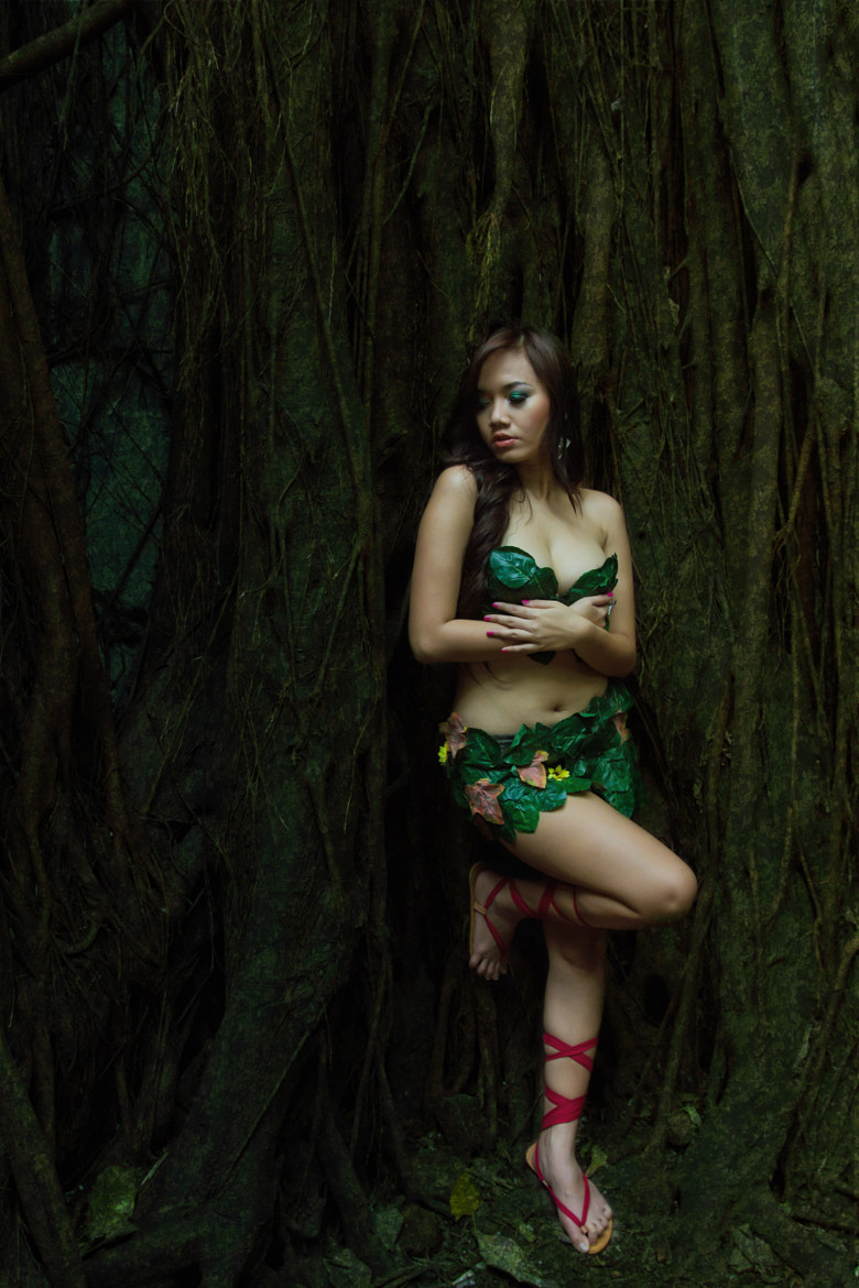 Photograph Forest Fairy by Fajar Photofiles on 500px