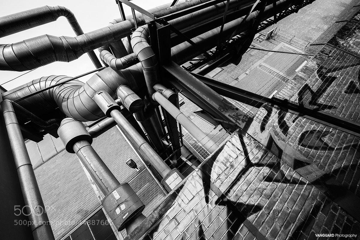 Photograph Kraftwerk by David Gross on 500px