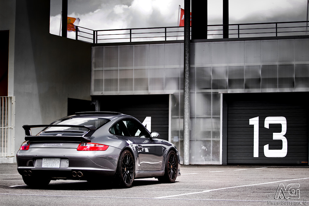 Photograph Carrera S UAE by Alexis Goure on 500px