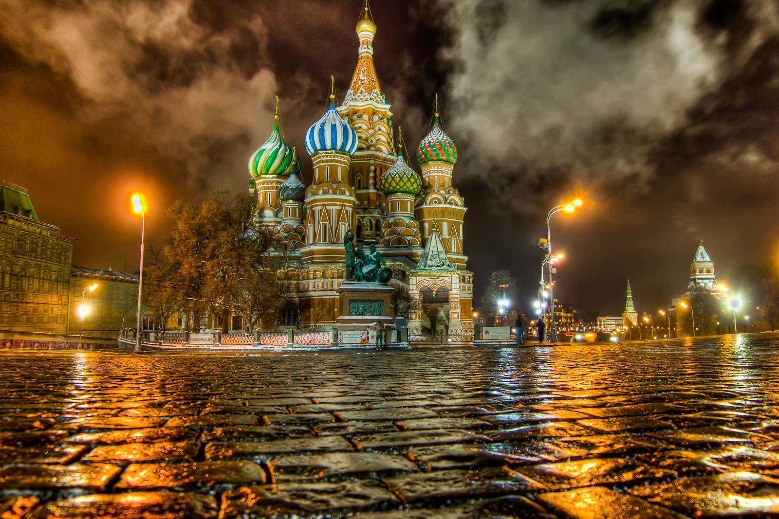 Photograph The Saint Basil's Cathedral by Maxim Bespalov on 500px