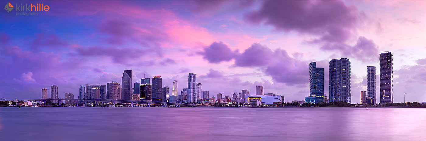 Photograph Miami Skyline by Kirk Hille on 500px