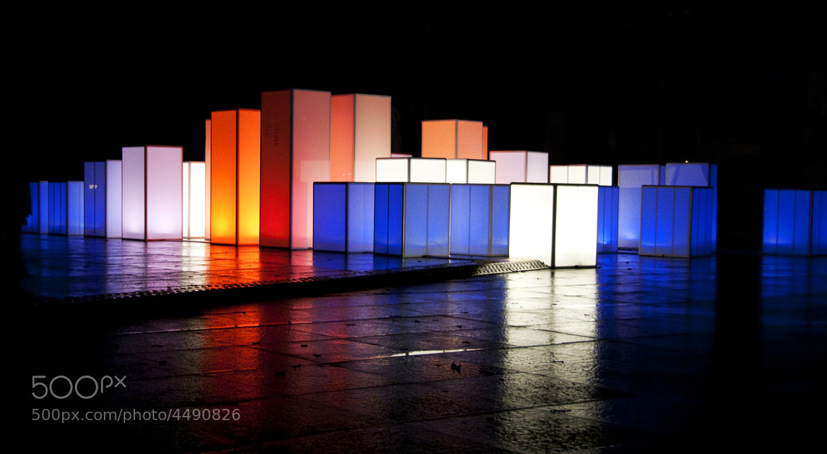 Photograph Box lights by Andrew Dickman on 500px
