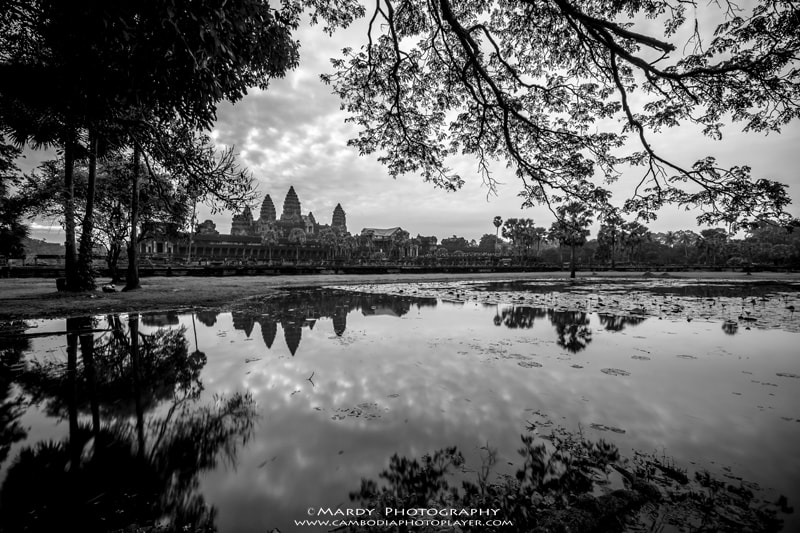 Photograph Angkor Wat in the frame! by Mardy Suong Photography on 500px