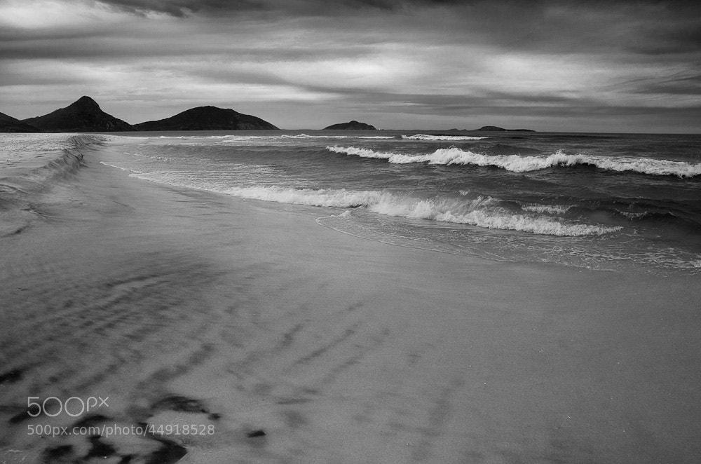 Photograph Fingal Bay by Chris Jones on 500px