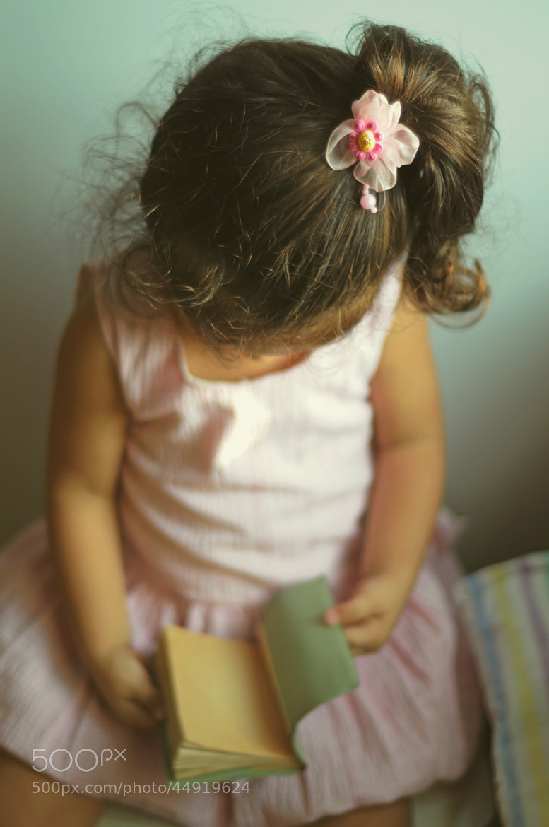 Photograph Little Reader by Rasul Guliyev on 500px