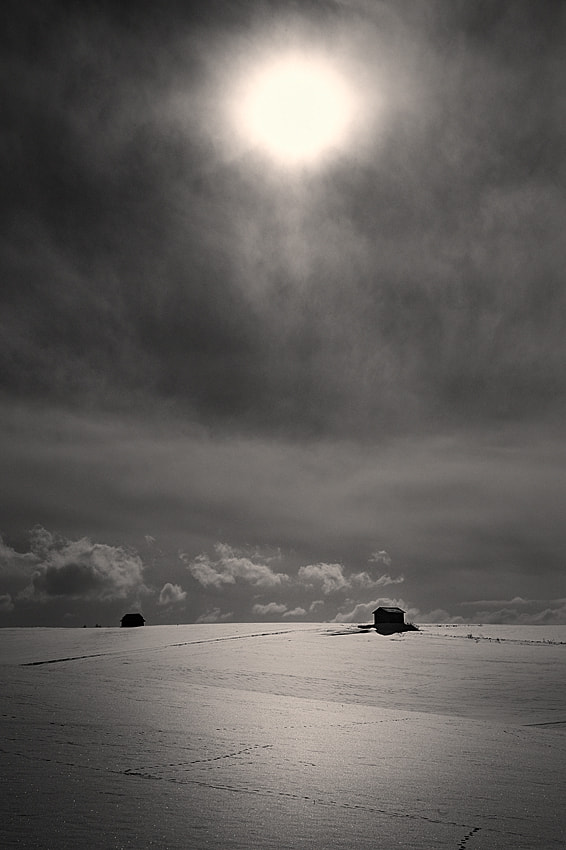 Photograph The Warm Sun & Cold Air by Kent Shiraishi on 500px