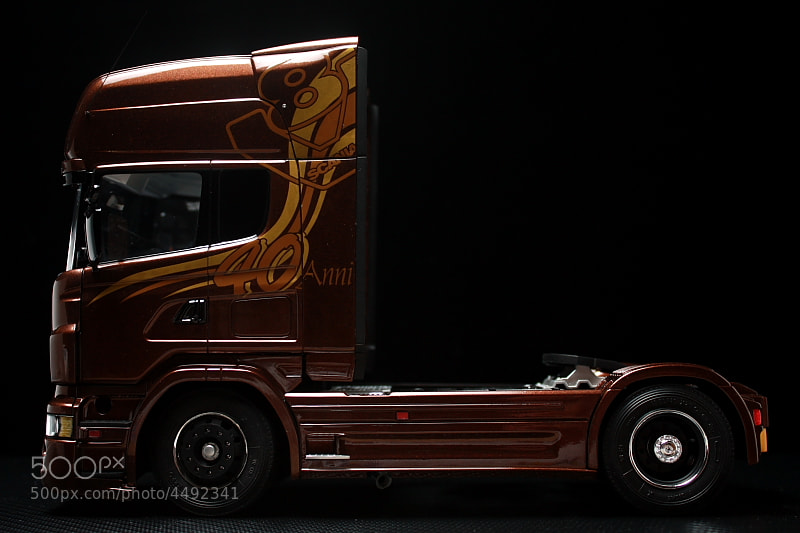 Scania R620 Topline Italeri 1/24