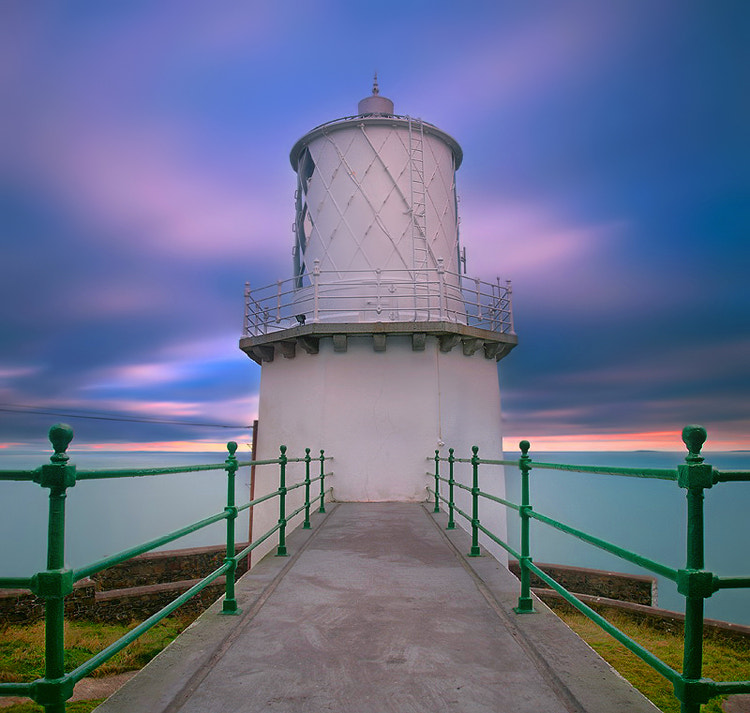 Photograph Whitehead Lighthouse by Lukasz Maksymiuk on 500px