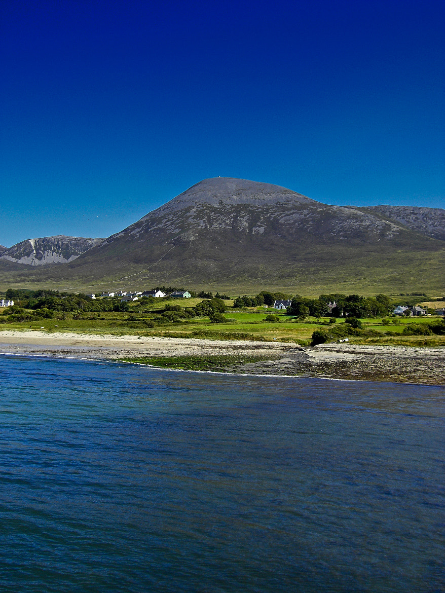 Photograph Croagh Patrick and Clew Bay by Fergal Kearney on 500px