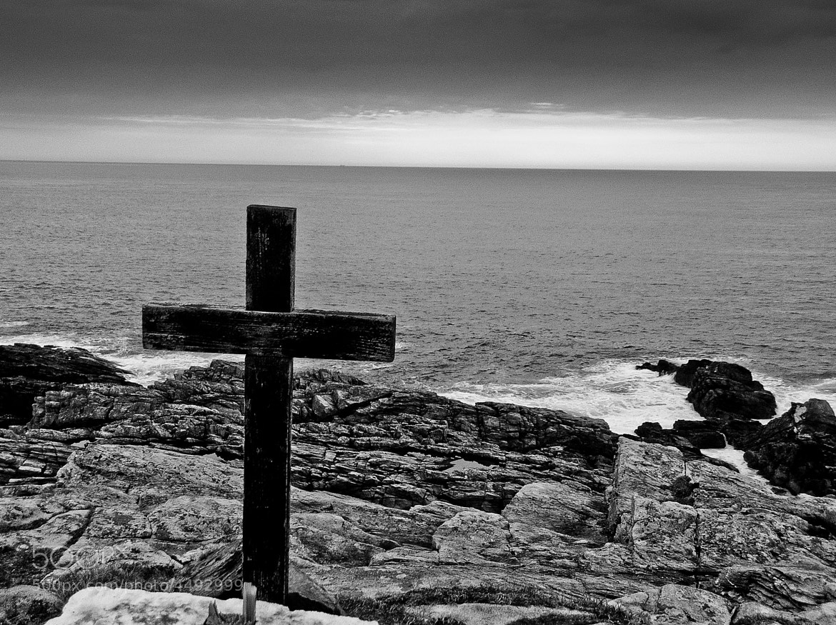 Photograph Famine Cross at Malin Head by Fergal Kearney on 500px