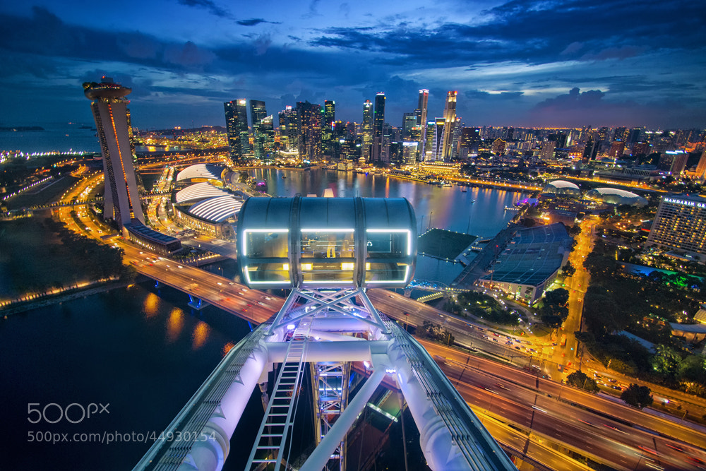 Photograph Top of the World by WK Cheoh on 500px