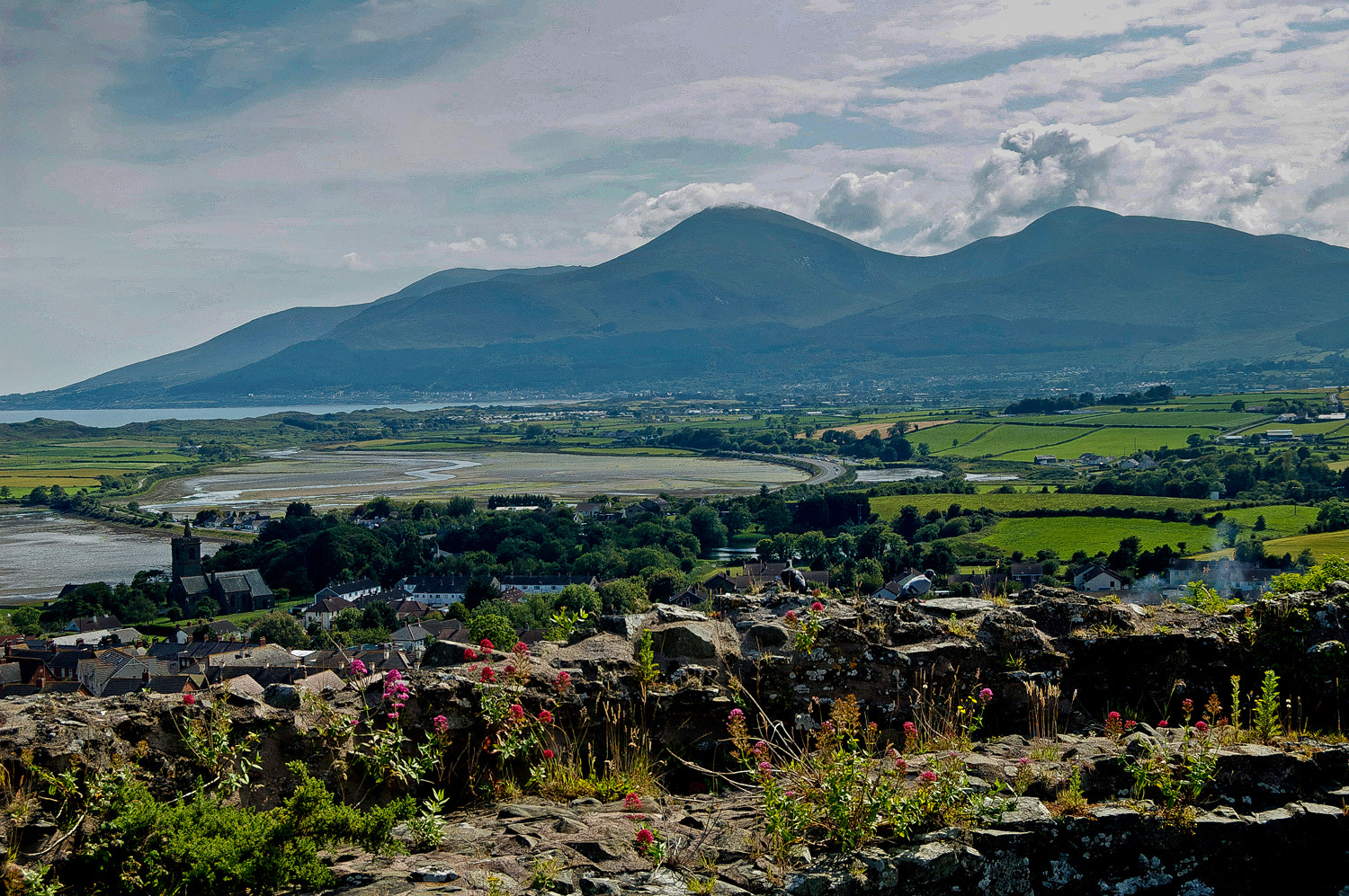 Photograph The Mountains of Mourne by Fergal Kearney on 500px
