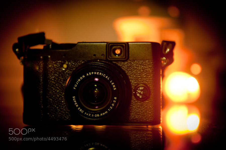 Photograph Fujifilm X10 by trainhead on 500px