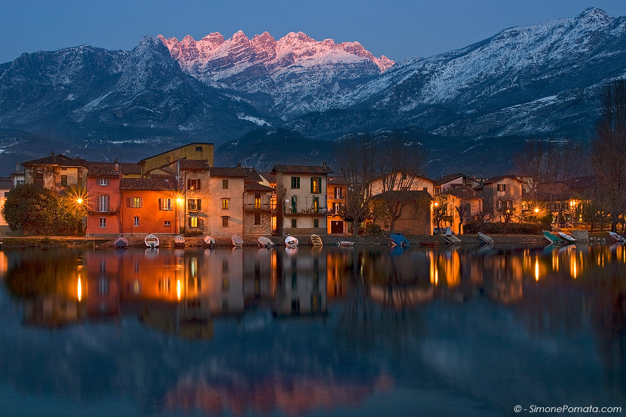 Photograph Addio Monti by Simone Pomata on 500px