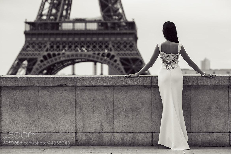 Paris Wedding by TropicPic  on 500px.com