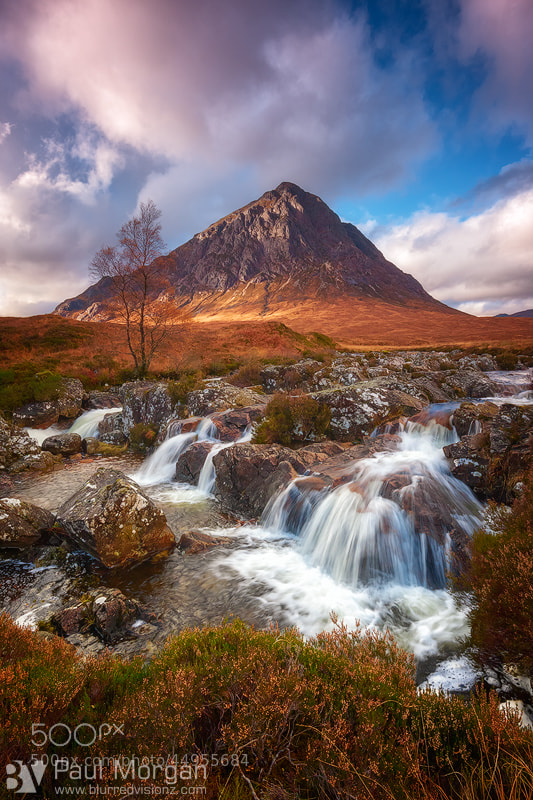 Photograph Full Flow at Glencoe by Paul Morgan on 500px