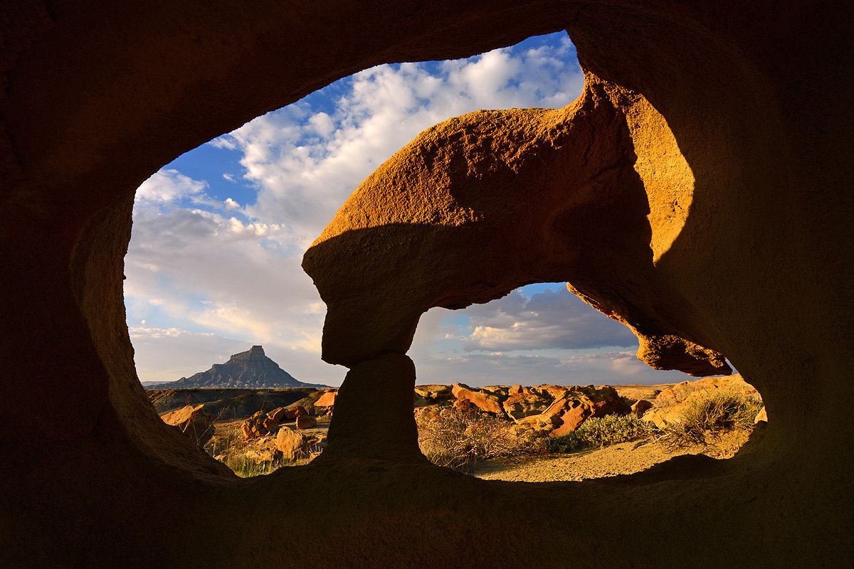 Photograph Stone Window by Michael Hubrich on 500px