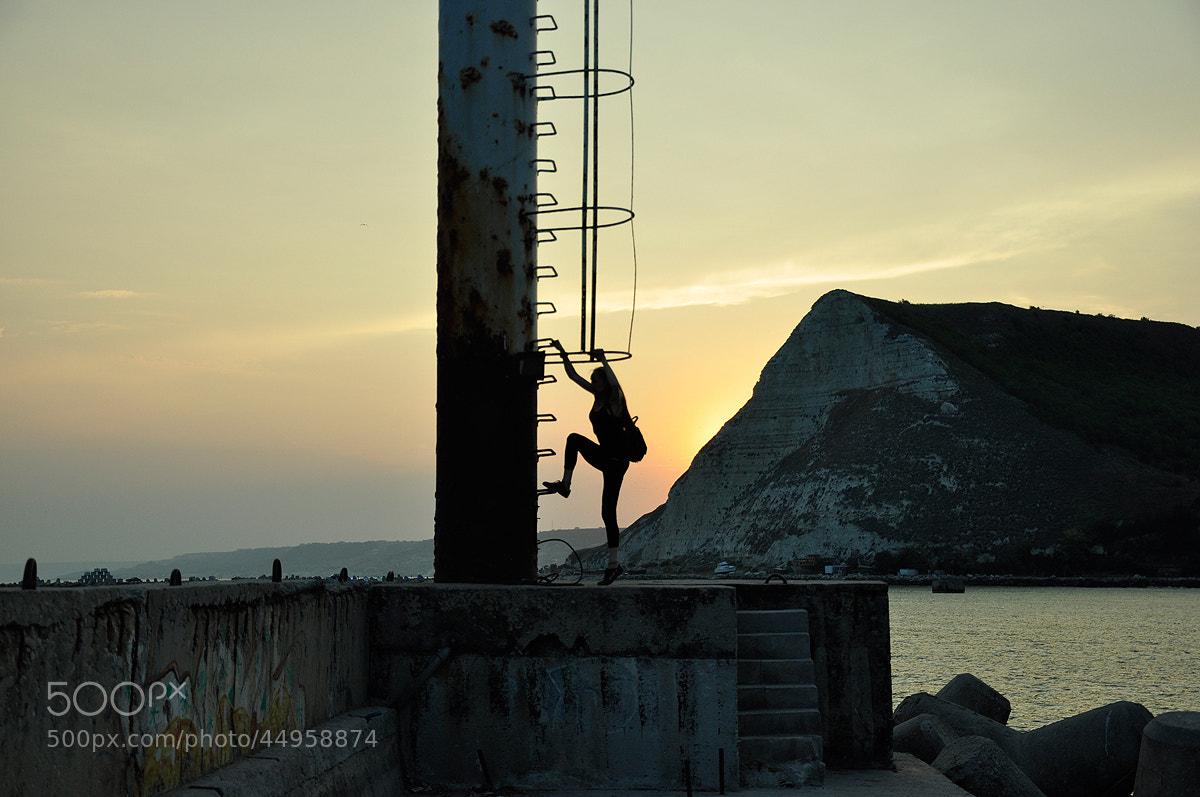 Photograph Kavarna lighthouse by Petar Nakov on 500px