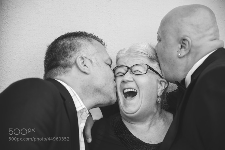 Photograph Wedding Mom by Zafer Develi on 500px