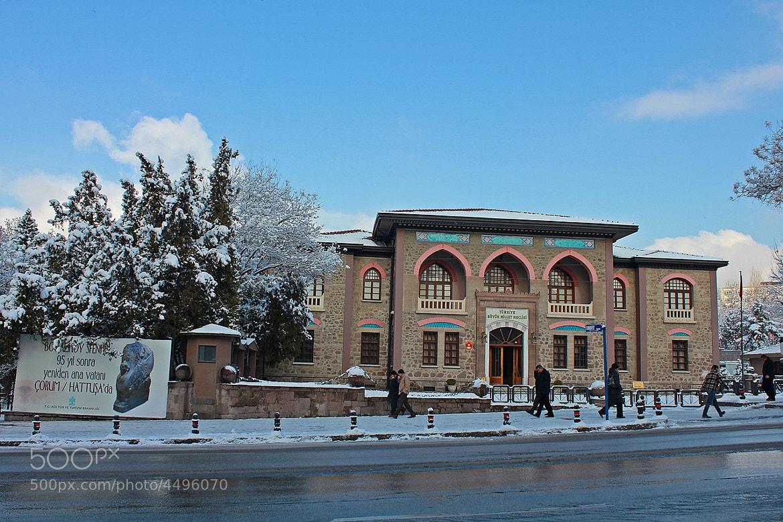 Photograph TBMM binası by orhan kaymak on 500px