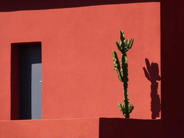 Perpignan - red house by The Stillery x Natta Summerky on 500px