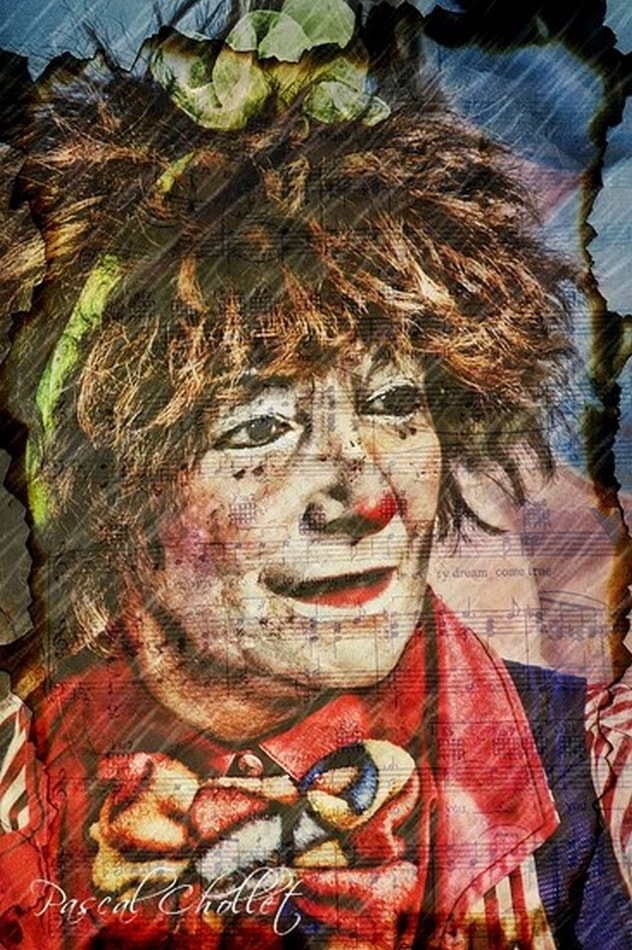 Photograph CLOWN 2 by Pascal Chollet on 500px