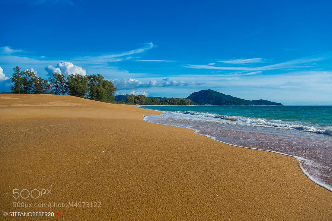Photograph Mai Khao Beach by Stefano Beber on 500px