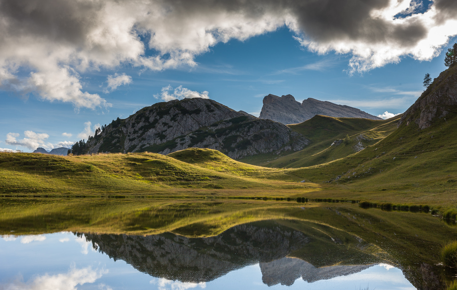 Photograph Reflections in the Dolomites by Hans Kruse on 500px