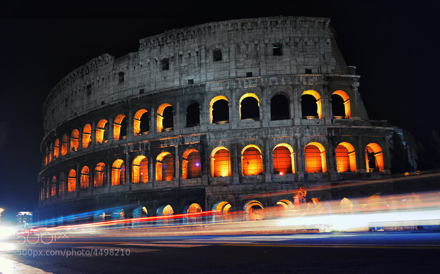 Photograph Colosseo by Isac Goulart on 500px