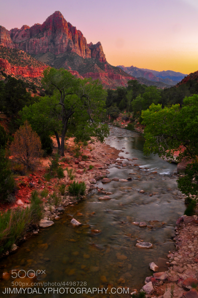 Photograph Zion National Park by Jimmy Daly on 500px