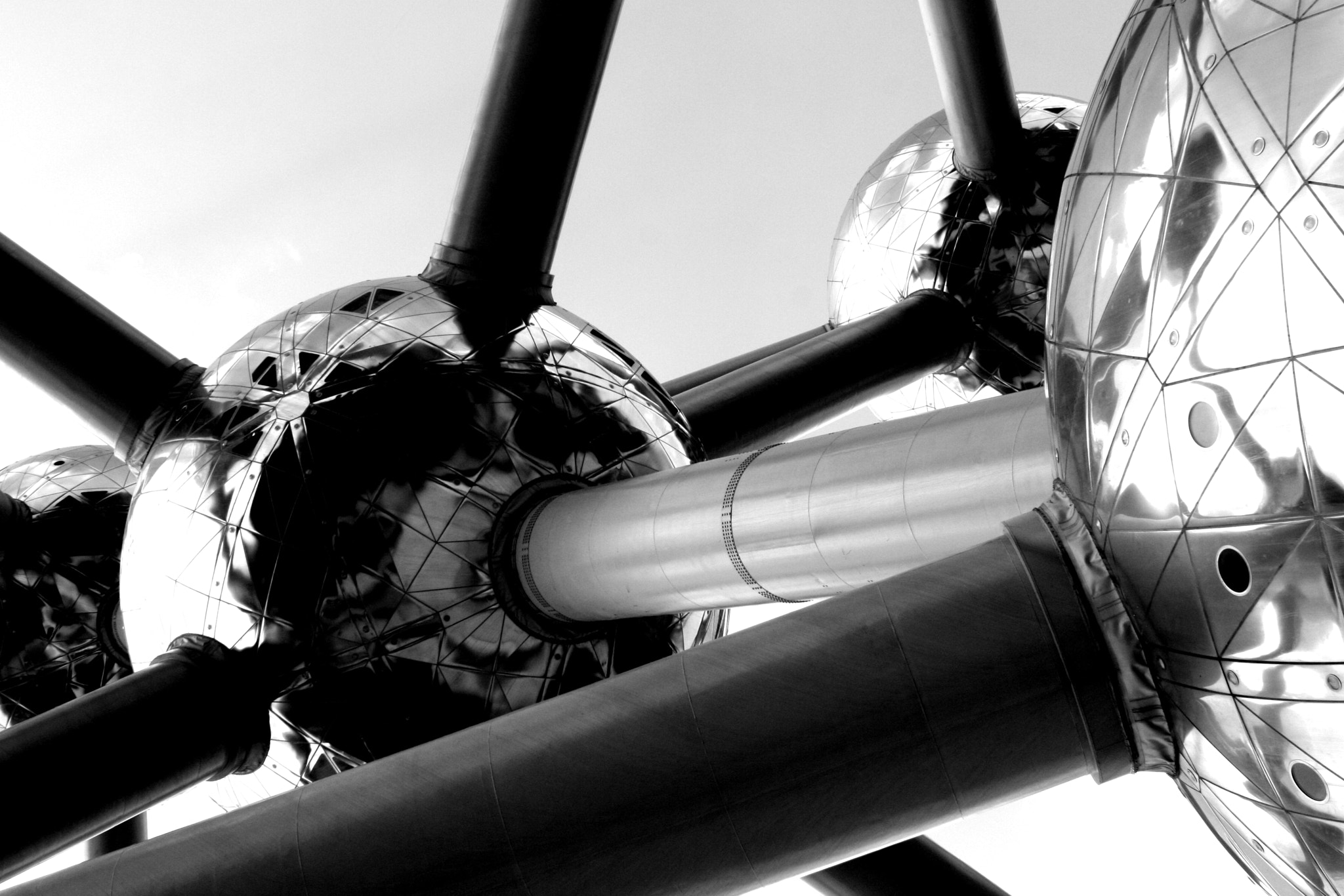 Photograph Atomium by Patrick Affourtit on 500px