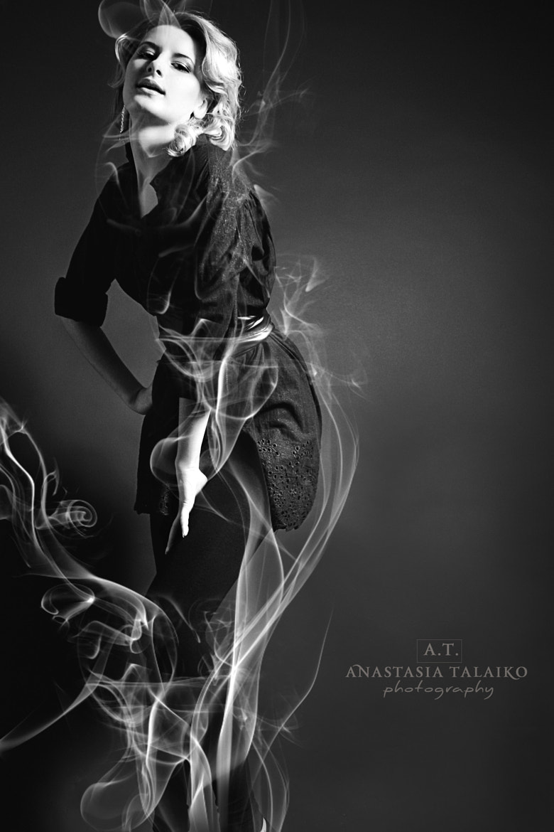 Photograph smoke by Anastasia Talaiko on 500px