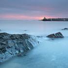Balbriggan beach, Co Dublin, Ireland
