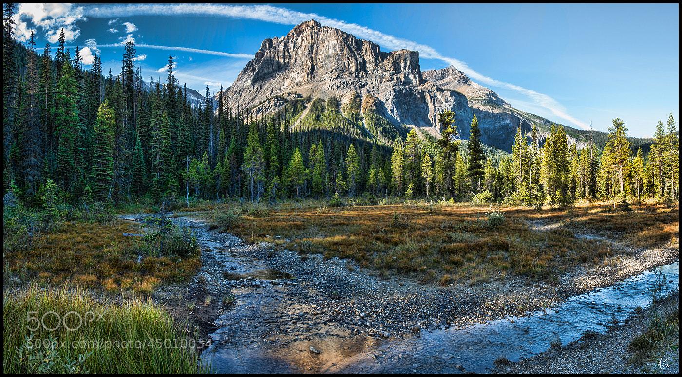 Photograph Emerald Peak - take 2 by Alex Gubski on 500px