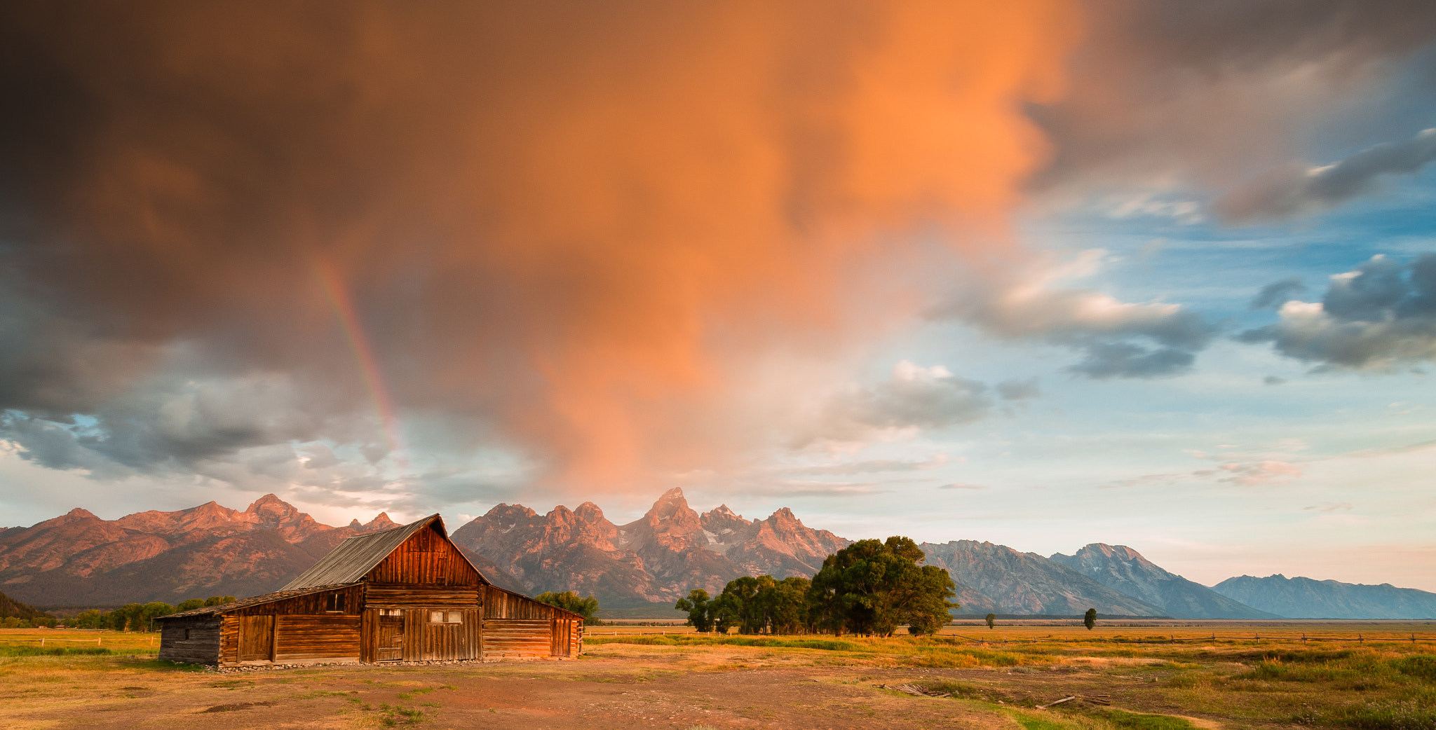 Photograph Moulton Barn by David Bouchat on 500px