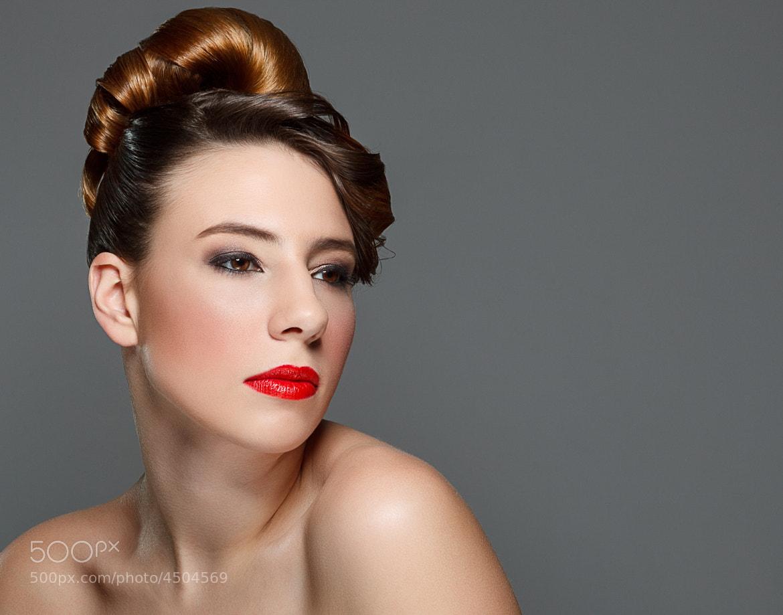 Photograph Jenna Beauty by  il·lu·mi·nates  M on 500px