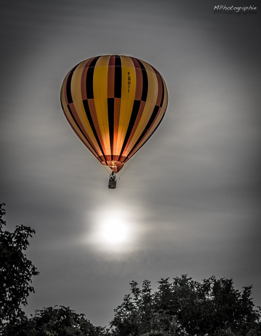 Photograph Hot Air Balloon by Maxime Poirot on 500px