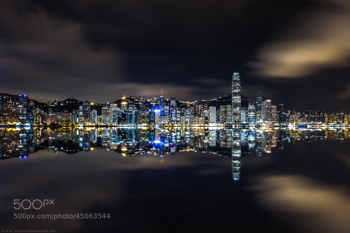 Photograph Cityscape by Bastien HAJDUK on 500px