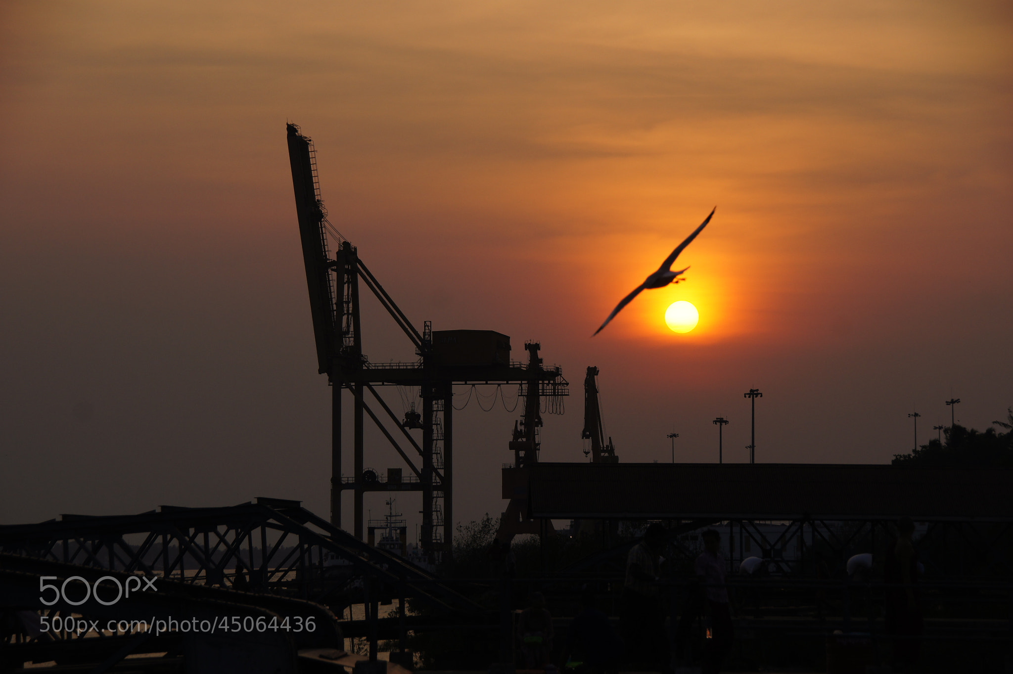 Photograph sunset by Thiha Min Thant on 500px