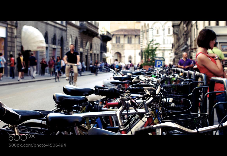 "Photograph ""zona traffico limitato"" by Lorenzo Montezemolo on 500px"