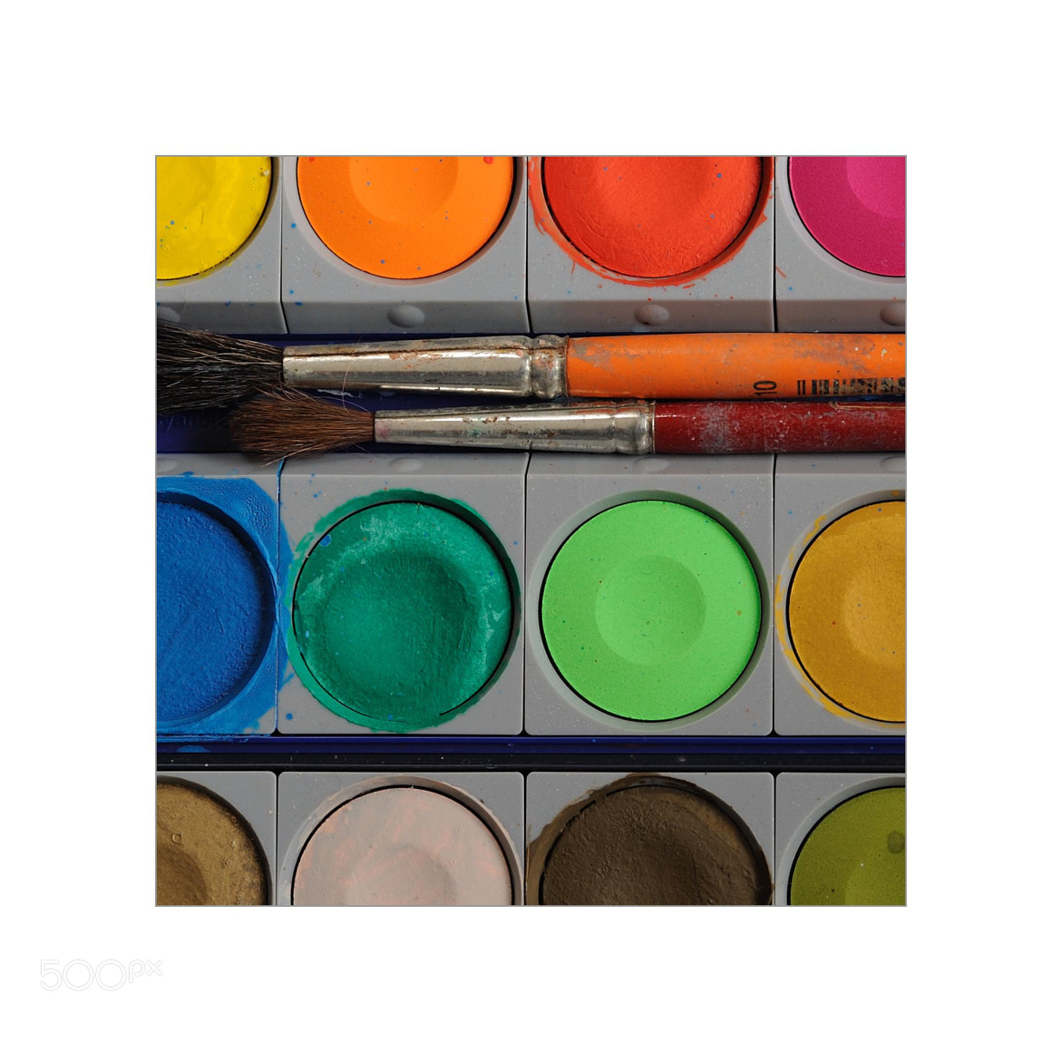Photograph Paintbox by Andreas Steegmann on 500px