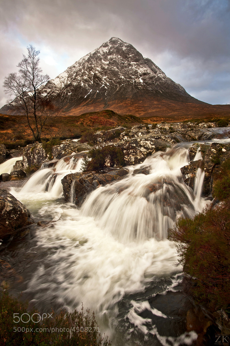 Photograph Buachallie Etive Mor by Zain Kapasi on 500px