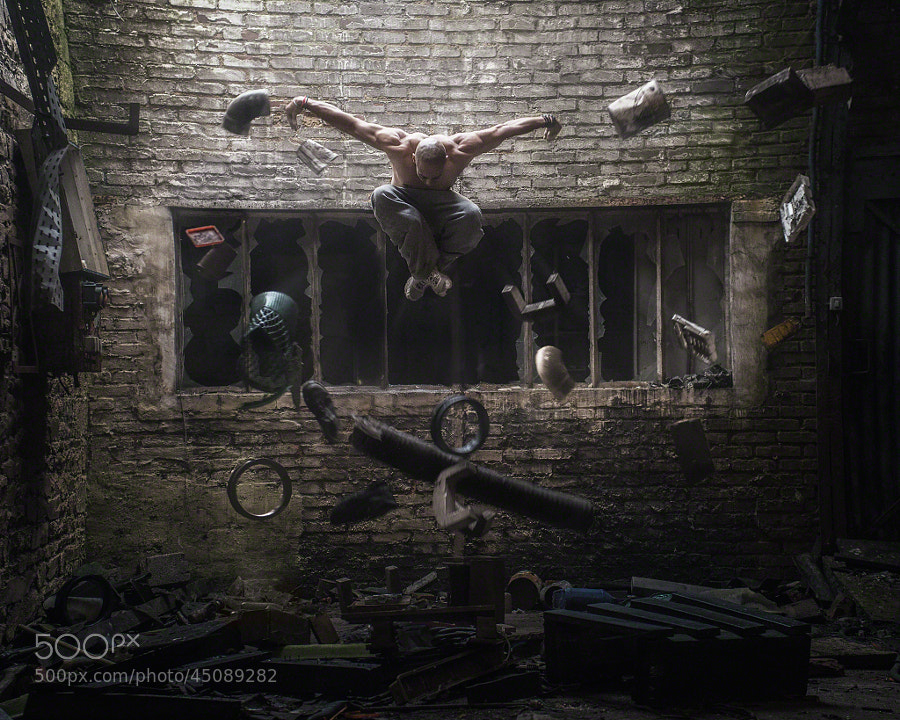 Photograph Gravity by Benjamin Von Wong on 500px