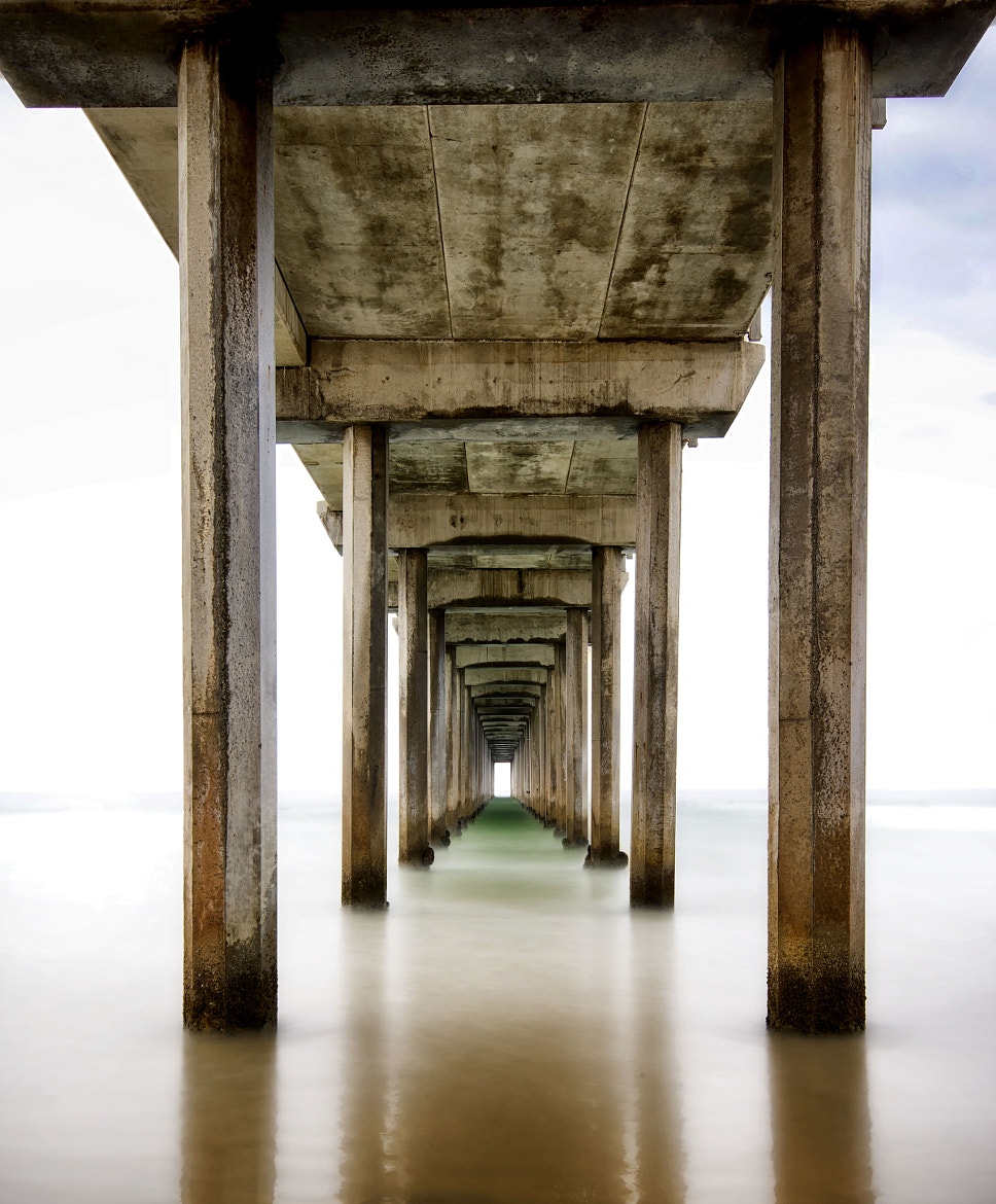 Photograph scripps pier by michael nothum on 500px