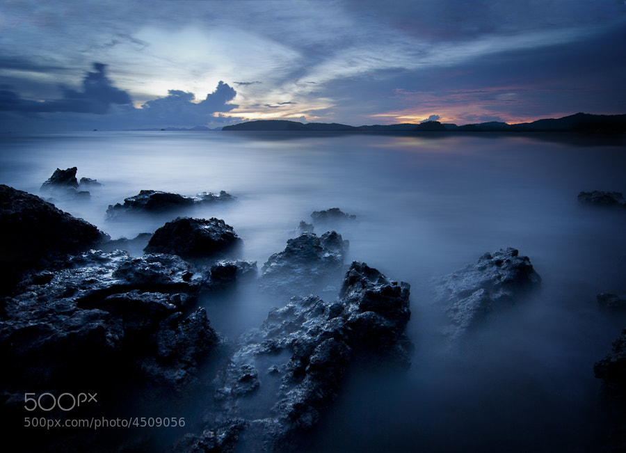 Photograph Fading light by Nathan Kaso on 500px