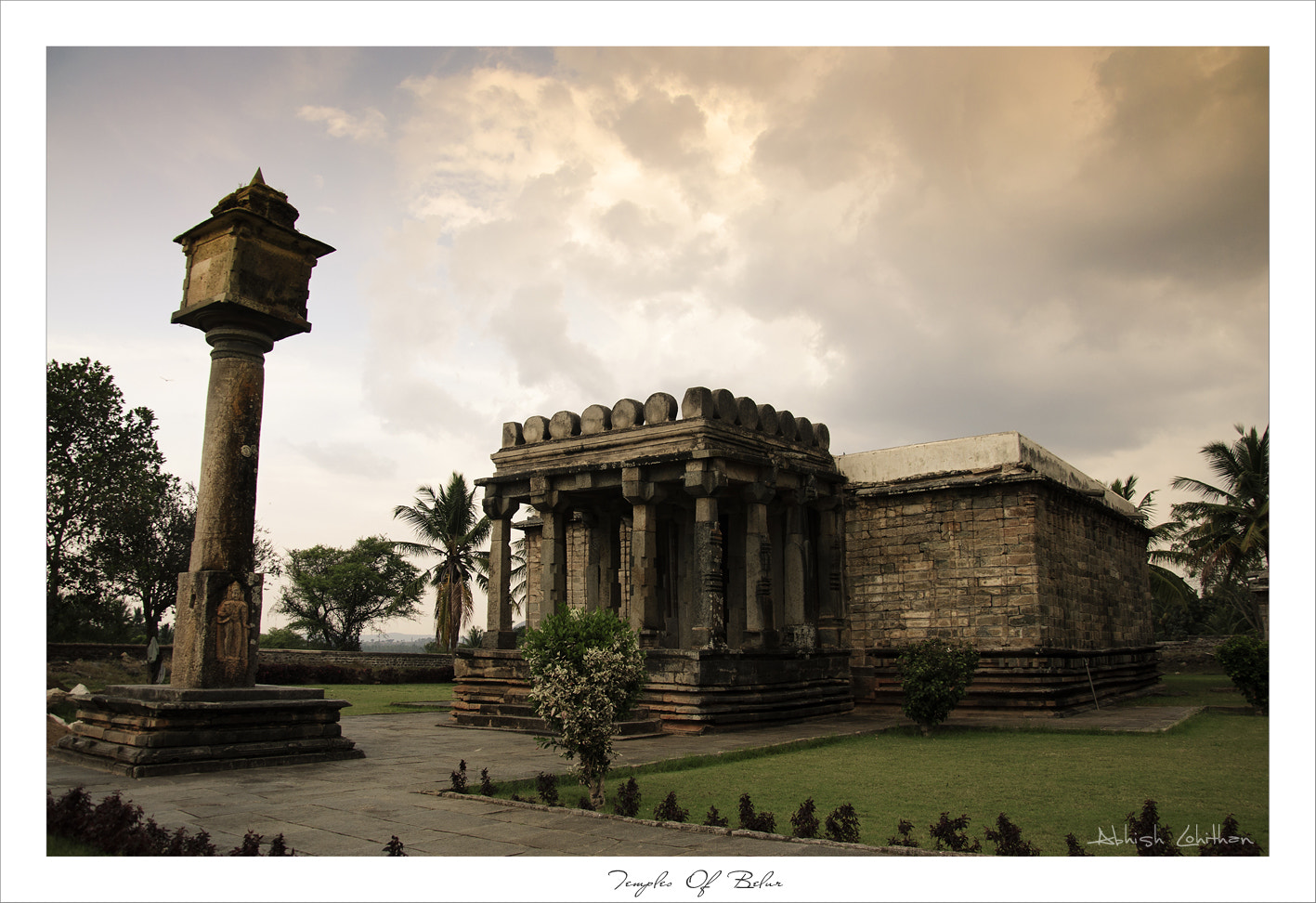 Photograph Temples of Belur by Abhish Lohithan on 500px