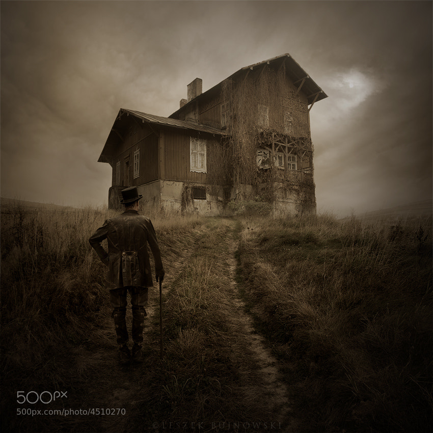 Photograph Shattered memories by Leszek Bujnowski on 500px