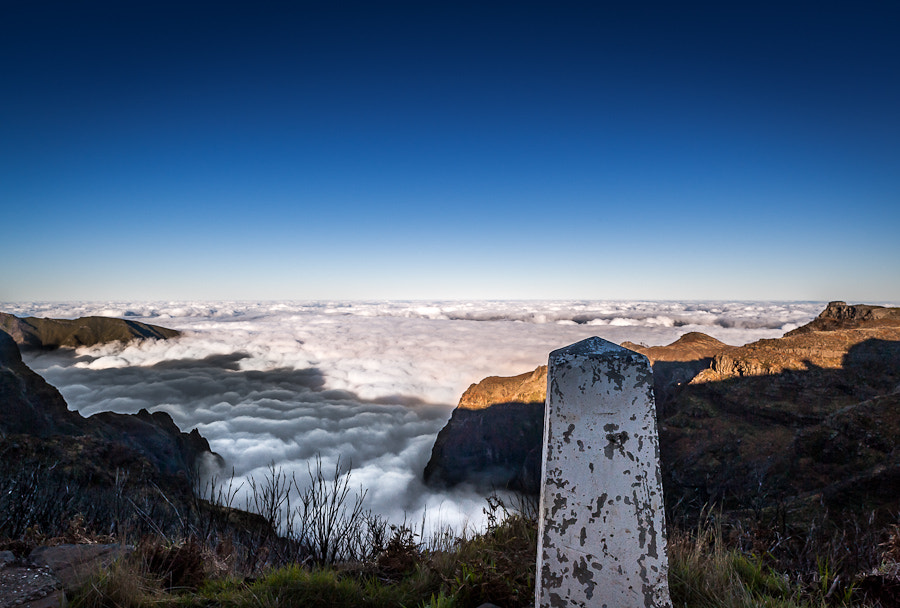 Photograph Sea of Clouds by Magnus Larsson on 500px