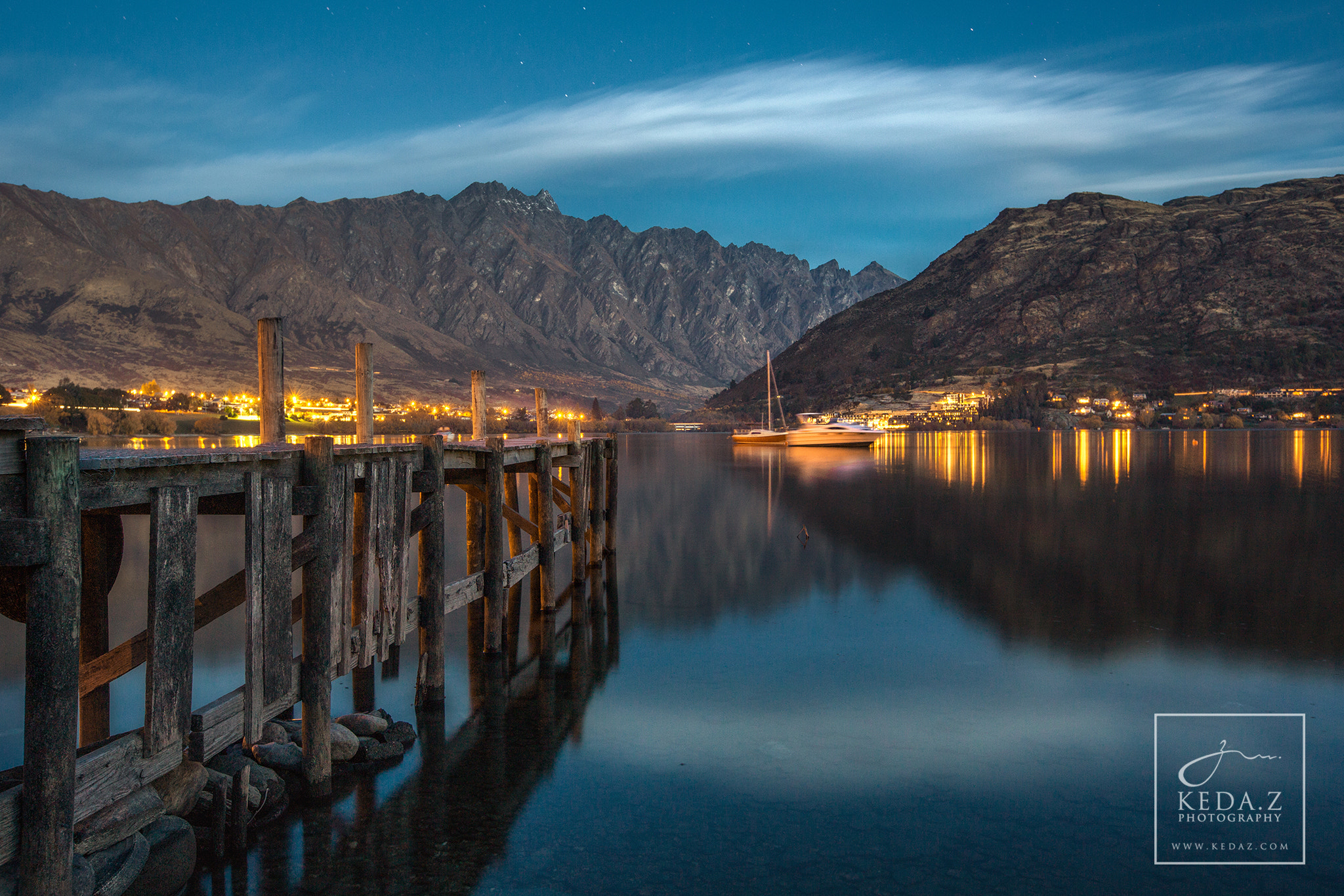 Photograph Queenstown NZ by Keda.Z Feng on 500px